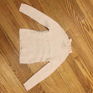 Cyrillus pink sweater 3T